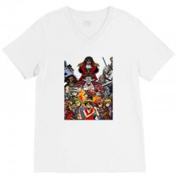 one piece c115b V-Neck Tee | Artistshot