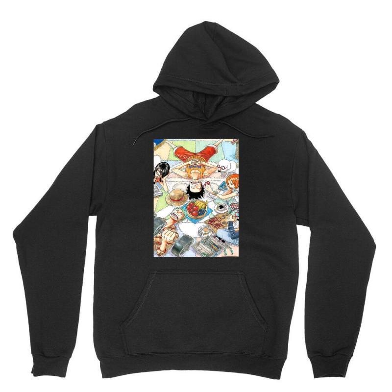One Piece Cover Unisex Hoodie   Artistshot