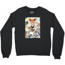 one piece cover Crewneck Sweatshirt | Artistshot