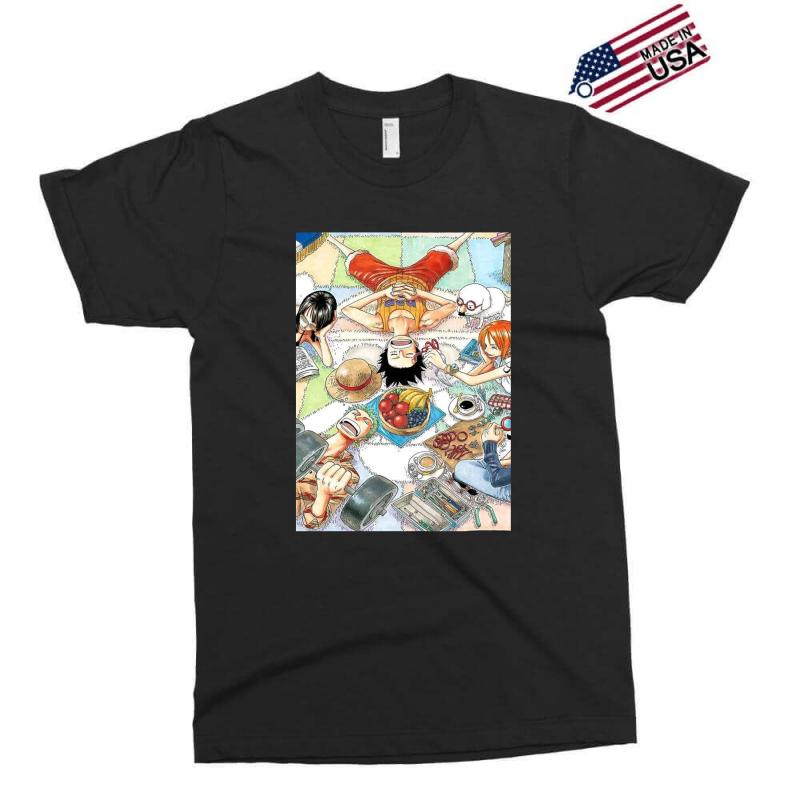 One Piece Cover Exclusive T-shirt | Artistshot