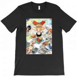 one piece cover T-Shirt | Artistshot