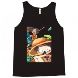 one piece luffy Tank Top | Artistshot