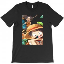 one piece luffy T-Shirt | Artistshot
