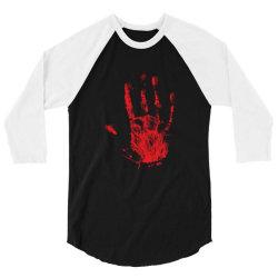 Hand 3/4 Sleeve Shirt | Artistshot