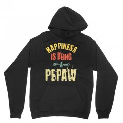Happiness is Being a Pepaw Fathers Day Unisex Hoodie | Artistshot