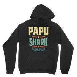 Mens Retro Vintage Papu Shark Tee Funny Birthday Gifts Family Unisex Hoodie | Artistshot