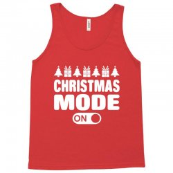 christmas mode on Tank Top | Artistshot