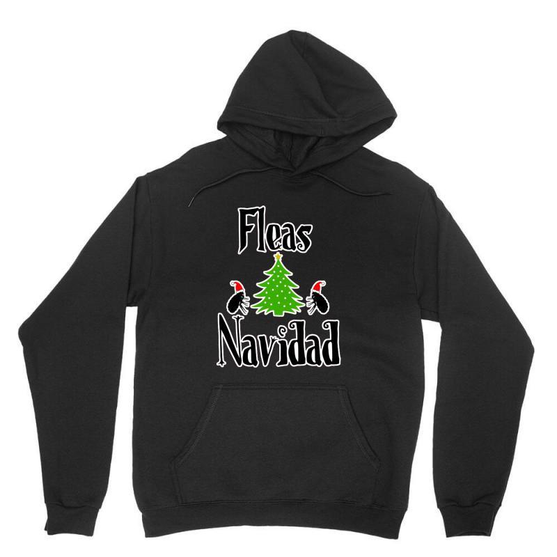 Fleas Navidad Funny Feliz Navidad Christmas Unisex Hoodie | Artistshot