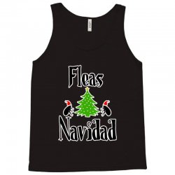 fleas navidad funny feliz navidad christmas Tank Top | Artistshot