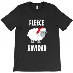 fleece navidad T-Shirt | Artistshot