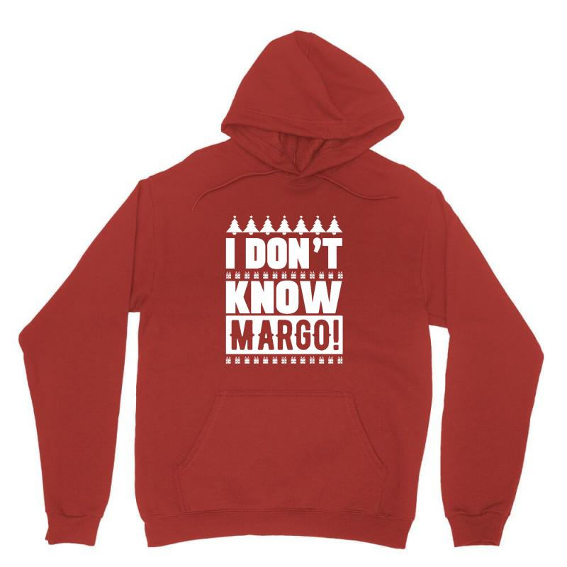 I Don't Know Margo Griswold Family Christmas Unisex Hoodie | Artistshot
