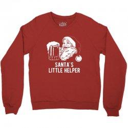 santa's little helper Crewneck Sweatshirt | Artistshot