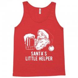 santa's little helper Tank Top | Artistshot