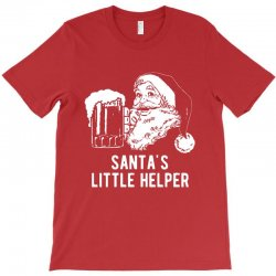 santa's little helper T-Shirt | Artistshot