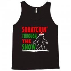 squatchin through the snow Tank Top | Artistshot
