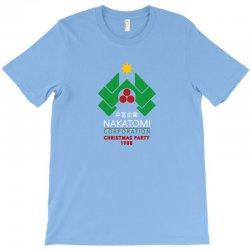 nakatomi christmas party T-Shirt   Artistshot