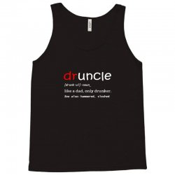 drunkle merch Tank Top | Artistshot