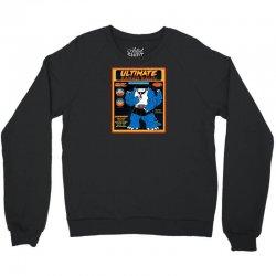 ultimate kaiju schoolgirl Crewneck Sweatshirt | Artistshot