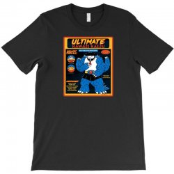 ultimate kaiju schoolgirl T-Shirt | Artistshot