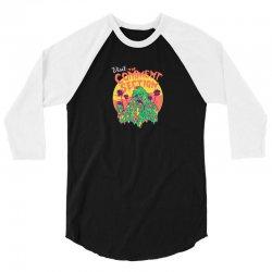 visit the comment section 3/4 Sleeve Shirt | Artistshot