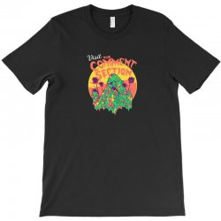 visit the comment section T-Shirt | Artistshot