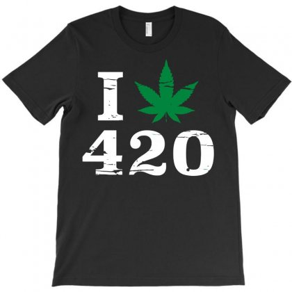 Weed 420 T-shirt Designed By C4hya
