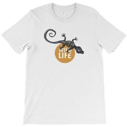 Wildlife2 T-shirt Designed By C4hya