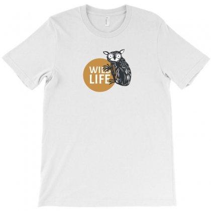 Wildlife4 T-shirt Designed By C4hya