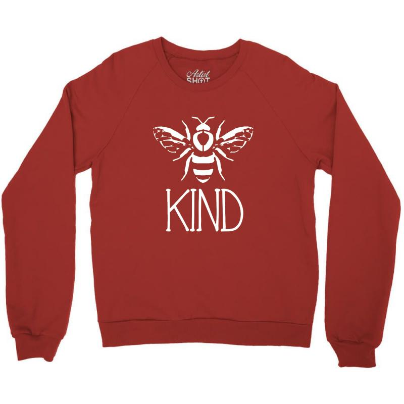 Bee Kind Crewneck Sweatshirt | Artistshot