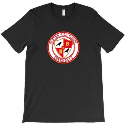 Witch High School Emblem T-shirt Designed By C4hya