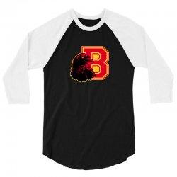 witch high school mascot b 3/4 Sleeve Shirt | Artistshot