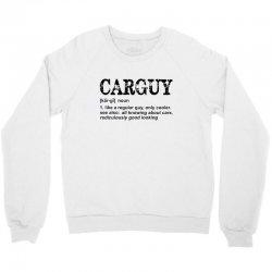 car guy Crewneck Sweatshirt | Artistshot