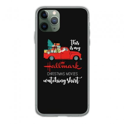 This Is My Hallmark Christmas Movies Watching Iphone 11 Pro Case Designed By Rosdiana Tees