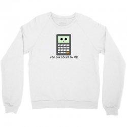 you can count on me v2 Crewneck Sweatshirt | Artistshot