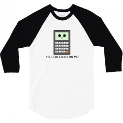 you can count on me v2 3/4 Sleeve Shirt | Artistshot