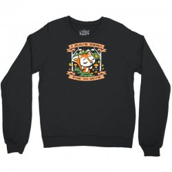 zero fox to give Crewneck Sweatshirt | Artistshot