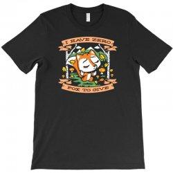 zero fox to give T-Shirt | Artistshot