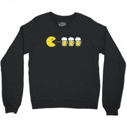 pacman beer Crewneck Sweatshirt | Artistshot