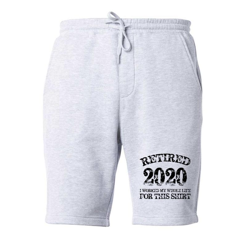 Retired 2020 Fleece Short | Artistshot