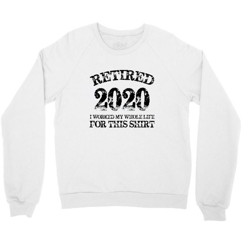 Retired 2020 Crewneck Sweatshirt   Artistshot