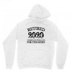retired 2020 Unisex Hoodie | Artistshot
