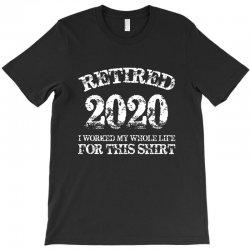 retired 2020 T-Shirt | Artistshot