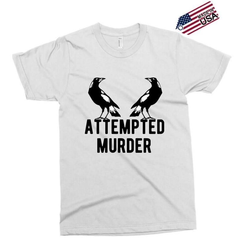 Two Crows Attempted Murder Exclusive T-shirt | Artistshot