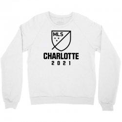charlotte mls 2021 dark style Crewneck Sweatshirt | Artistshot