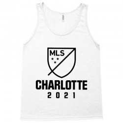 charlotte mls 2021 dark style Tank Top | Artistshot