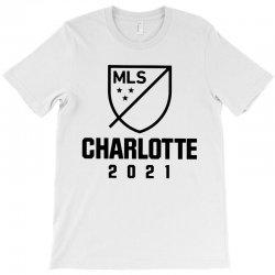 charlotte mls 2021 dark style T-Shirt | Artistshot