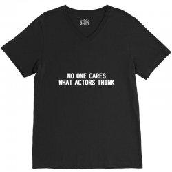 actors V-Neck Tee | Artistshot