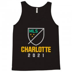 charlotte mls 2021 Tank Top | Artistshot