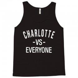 charlotte vs everyone north carolina Tank Top | Artistshot