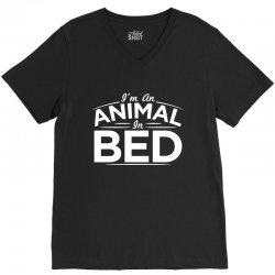 animal bed V-Neck Tee | Artistshot